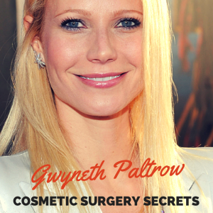 Gwyneth Paltrow Cosmetic Surgery