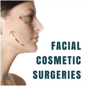 facial cosmetic surgeries