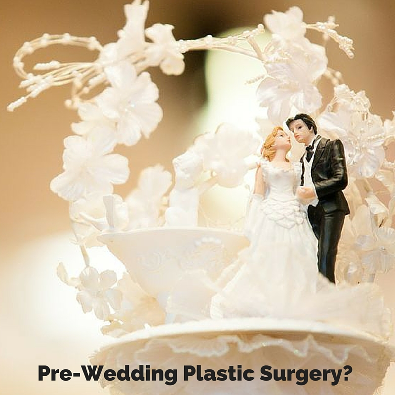 wedding plastic surgery