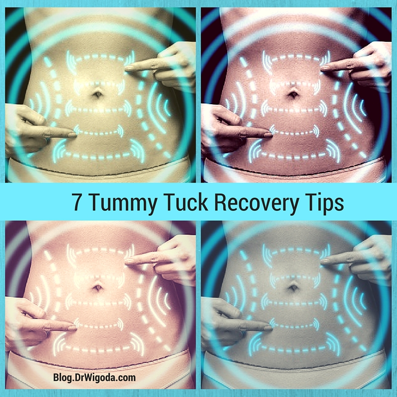 7 Tummy Tuck Recovery Tips Ft Lauderdale Plastic Surgeon