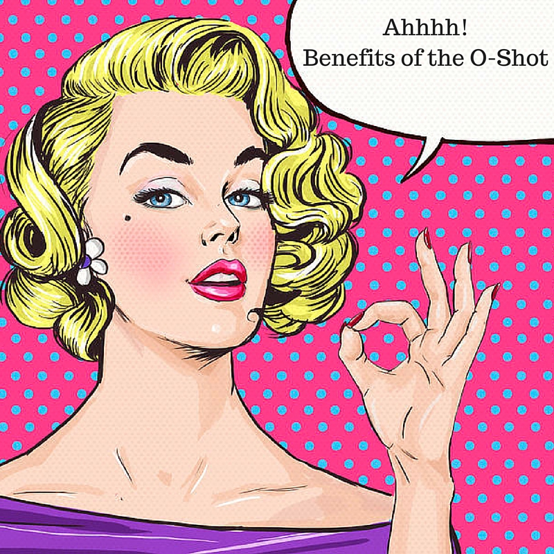 orgasm shot benefits