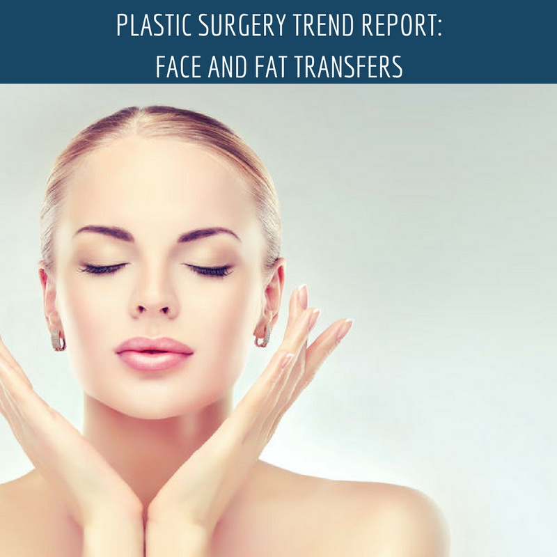 Plastic Surgery Trend Report- Face and Fat